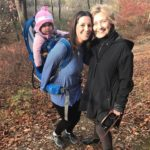 Margot Gerster Meets Hillary Clinton On Chappaqua Trail